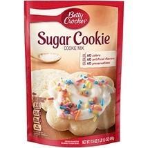 Betty Crocker Baking Mix, Sugar Cookie Mix, 17.5 Oz