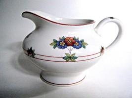 Syracuse China Onondaga Pottery Canterbury Creamer USA - $19.75