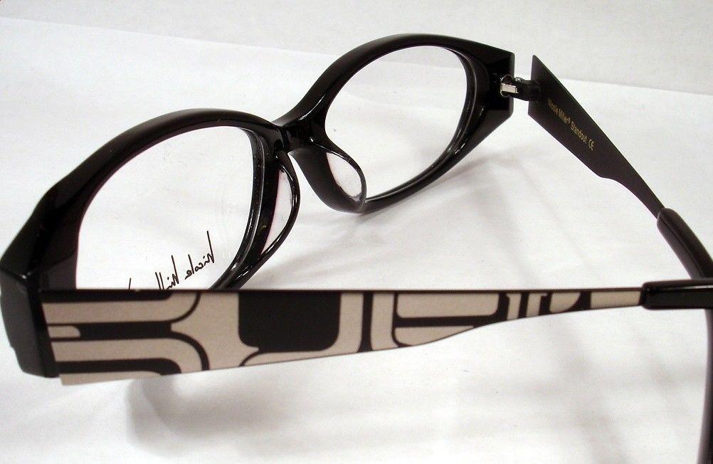 039e6edc5d NICOLE MILLER STANDOUT BLACK WOMEN NEW Eyeglasses Eyewear Frames -  49.49