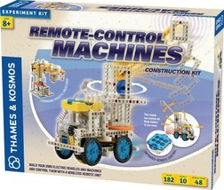 Remote-Control Machines ( Construction+science ) - $82.95