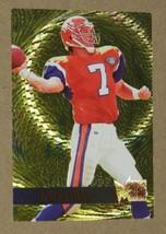 1995 FLEER METAL GOLD BLASTER INSERT CARD BRONCOS JOHN ELWAY #5 OF 18 - $1.49