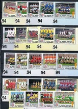 ST.VINCENT 1994  FOOTBALL WORLD CUP x24 TEAMS MNH w/MARGINS SPORTS SOCCER - $5.49