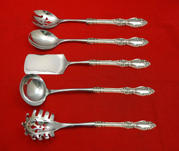 Old Virginia by Reed & Barton Sterling Silver Hostess Set 5pc HHWS  Custom Made - $392.45