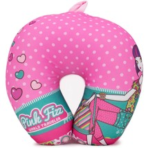 Pink Fizz Kiera Soft and Comfortable Microbeads Travel Neck Pillow for G... - €7,47 EUR