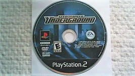 Need for Speed: Underground (Sony PlayStation 2, 2003) - $8.45