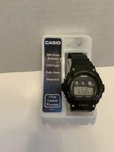 Casio Men Illuminator W214HC-1AV Chronograph 50m Water Resist black Watc... - $28.73 CAD