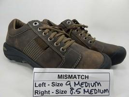 Mismatch Keen Austin Taglia US 9 M (D) Sinistro & 8.5 (D) Destro Uomo Scarpe
