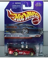 Hot Wheels 1998 FE First Edition 684 Double Vision - $3.36