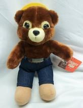 "Dakin 1985 VINTAGE SMOKEY BEAR CHARACTER 12"" Plush Stuffed Animal Toy W/... - $34.65"
