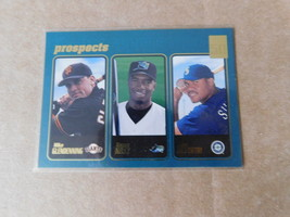 baseball card #368 topps 2000 Mike Glendenning, kenny kelly, Juan Silvestri - $6.99