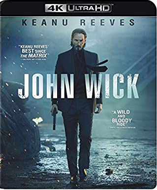 John Wick [4K Ultra HD + Blu-ray]