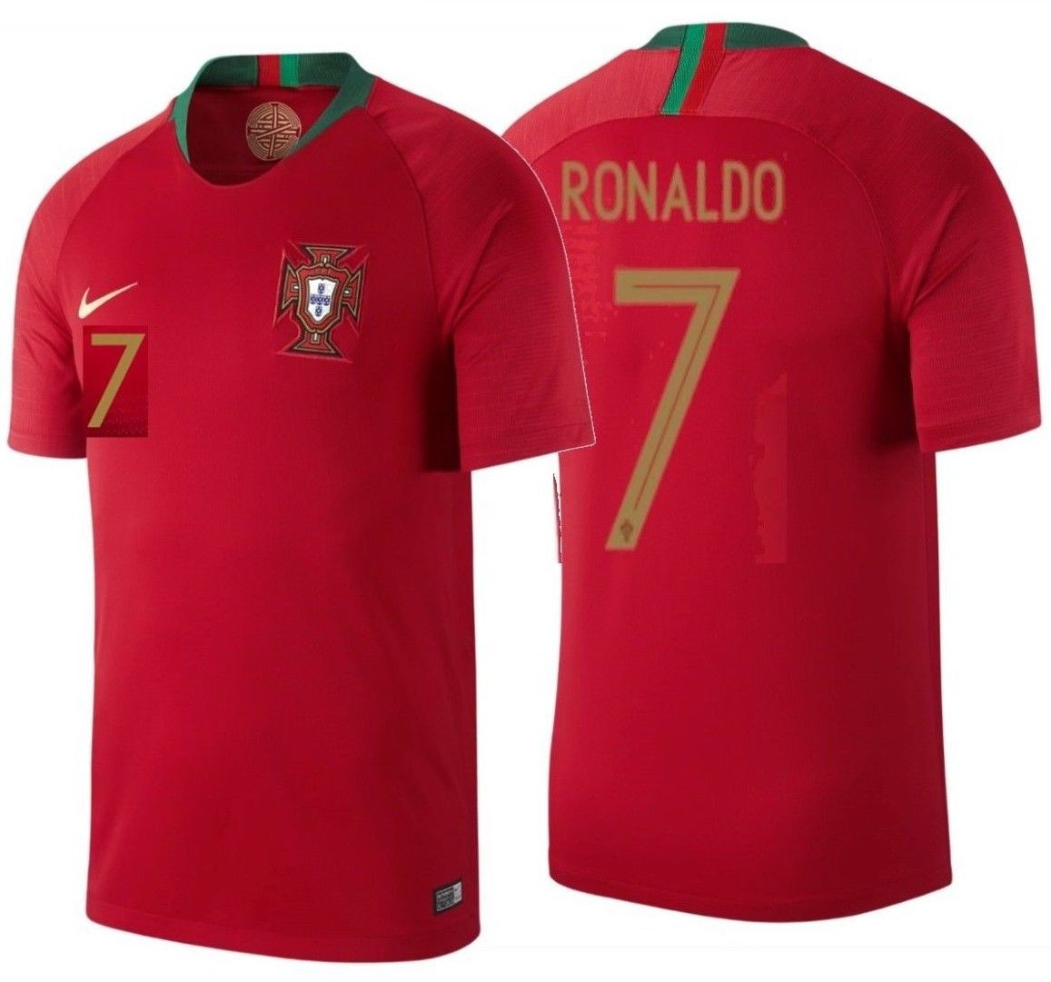 Nike Cristiano Ronaldo Portugal Home Jersey and 50 similar items fcc2d742c