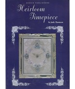 Heirloom Timepiece by Judy Thomson-Heirloom Sewing Techniques-Bridal-Baby - $15.76