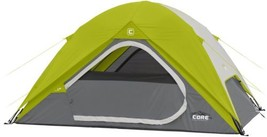 Core Equipment 9' X 7' Instant Dome Tent, Sleeps 4 - $116.77