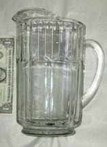 "Vintage 8"" Grueso Lrg 946ml Pesado 1.8kgkg Transparente Vaso de Cerveza ... - $21.92"