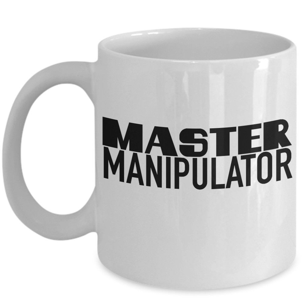 Chiropractor Mug Master Manipulator Gifts For Chiropractors Ceramic Cup White