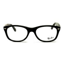 9416ccf9c1a68 Ray-Ban Eyeglasses RB 5184 2000 Black 52 18 145 Wayfarer Acetate -  97.26