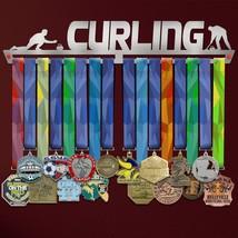 Curling Medal Hanger Display V2 - $56.80