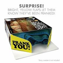 """Prank Pack""""Cheese Printer"""" - Wrap Your Real Gift in a Funny Joke Gift Box - by P image 2"""