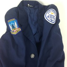 Vintage Rotc Womens Air Force Junior Jacket DPSC Uniart - $24.75