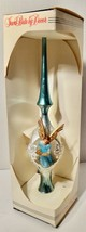 Christmas Jewelbrite Cathedral Angel Tree Top Topper By Decor - $14.84