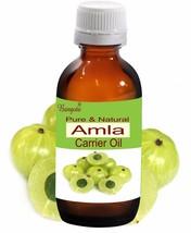 Amla Oil-Pure & Natural Carrier Oil-100 ml Emblica officinalis by Bangota - $14.52