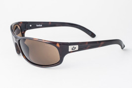 Bolle Anaconda Dark Tortoise / True Light Brown Sunglasses 10511 - $87.71