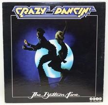 The Bottom Line Crazy Dancin LP Vinyl Album Record 1976 Able ABL 17009 - $7.43