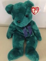 """TY """"Teddy"""" Teddy Bear Beanie Buddy 2000 Stuffed plush - $6.23"""