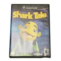 Nintendo GameCube DreamWorks Shark Tale Video Game 2004 - $14.50