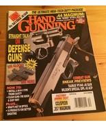 Hand Gunning Magazine November December NOV/DEC 1995 .44 Magnum Vintage ... - $11.85