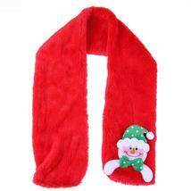 (snowman)Christmas Santa Claus Scarf Costume Decorations Santa Claus Orn... - $20.00