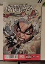 The Amazing Spider-Man #3 2014 - $6.62