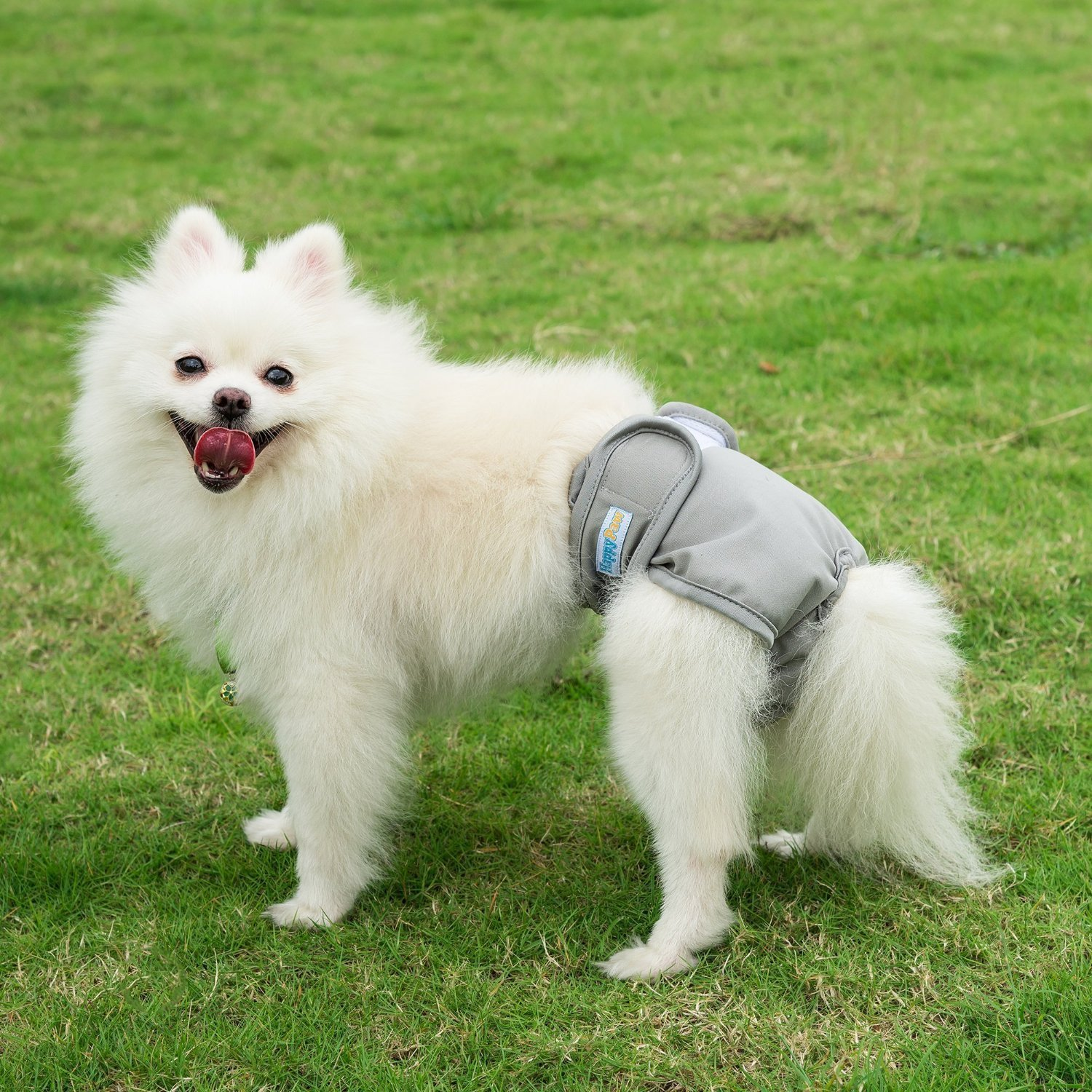 Reusable Washable Dog Diapers 3 Pack Durable Wraps Male and Female Dogs Premium