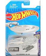 Hot Wheels - U.S.S. Enterprise NCC-1701: HW Screen Time #6/10 - #3/250 (... - $3.50