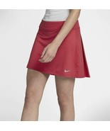 New Nike Golf Skort Tennis Skirt 884894-691 Women Medium Tropical Pink P... - $37.95