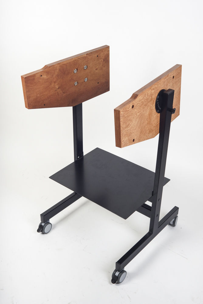NEW CUSTOMISED Cart Stand for any TASCAM Reel to Reel Recorder