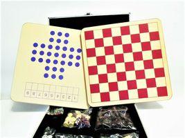 Multi Game Set in It's Own Metal Case! image 3