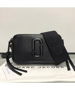 Marc Jacobs Snapshot DTM Small Camera Bag Crossbody Bag Black Auth - $248.00