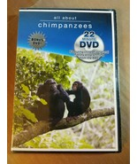 All about Chimpanzees  (DVD 2008) BBC Planet Earth - New -  Factory Sealed - $6.88