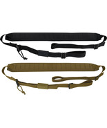 Multi-Mission 2-Point Laser Cut Molle 2 Point Padded Rifle Sling Shoulde... - $19.99