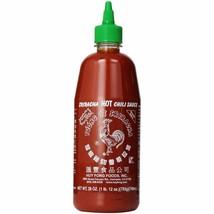 Huy Fong 28oz / 793gm Sriracha Hot Chili Sauce USA SELLER FAST SHIPPING - $12.00