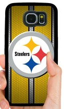 PITTSBURGH STEELERS PHONE CASE FOR SAMSUNG NOTE GALAXY S6 S7 EDGE S8 S9 ... - $14.97