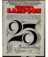 National Lampoon #25, April 1972 - 25th Anniversary issue - $14.20