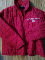 U.S. Polo Association Toddler Red Jacket Size 4T - $15.83