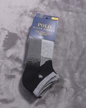 New Nwt Polo Ralph Lauren Socks 3 Pair Sz 10-13 - $24.11