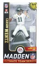 McFarlane Carson Wentz (Philadelphia Eagles) EA Sports Madden NFL 19 Ult... - $20.78