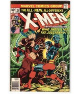 Orig Vtg 1976 X-Men #102 Juggernaut vs Colossus Marvel Comics VG 4.0 Bag & Board - $27.71