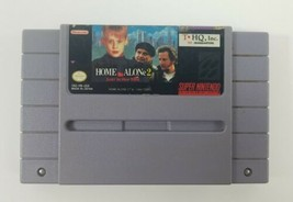 Home Alone 2 Lost In New York (SNES Super Nintendo Entertainment System 1992) - $4.40