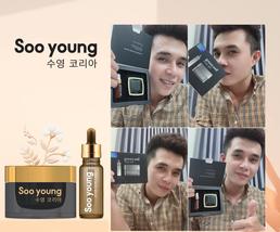 Soo Young Korea High Quality Acne Cream Skin Care Treatment Set image 7